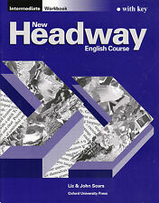 Oxford NEW HEADWAY English Course Intermediate Workbook with Key L & J Soars NEW