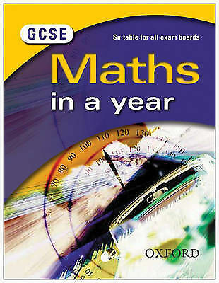 1 of 1 - GCSE Maths in a Year (Student Book), Capewell, Dave, Mullarkey, Pete, Pate, Kath