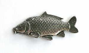 Common-Carp-Pin-Badge-Coarse-Fishing-Bait-Mirror