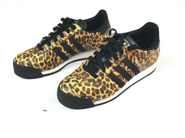 adidas samoa leopard print Shop