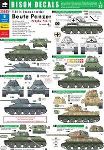 Bison-Decals-1-35-Beute-Pz-PzKpfw-747-r-T-34-35045