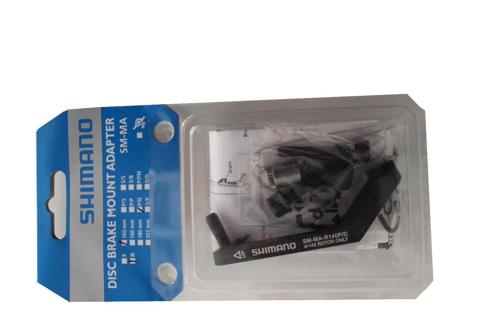Shimano Sm-Ma-R160 P D Rear Rear Adapter 146 redor