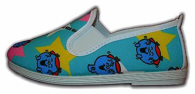 Infants Canvas FLOSSY Flossies Various sizes 3-2 (19-34) BARGAIN Mrp £15