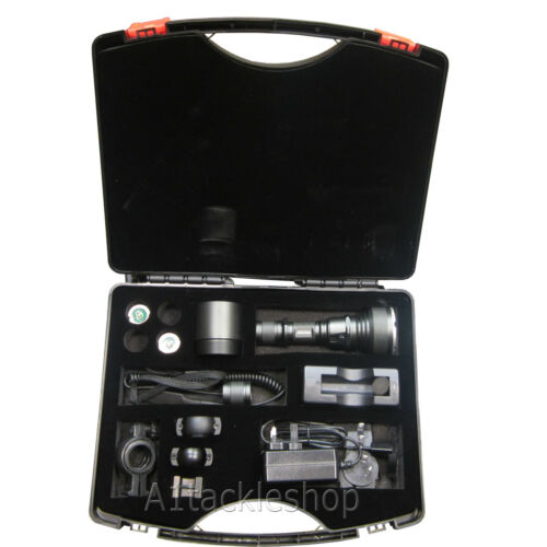 Tracer Led Ray F900 Multi Colour LED Gun Scope Mounted Light Torch Hunting Lamp