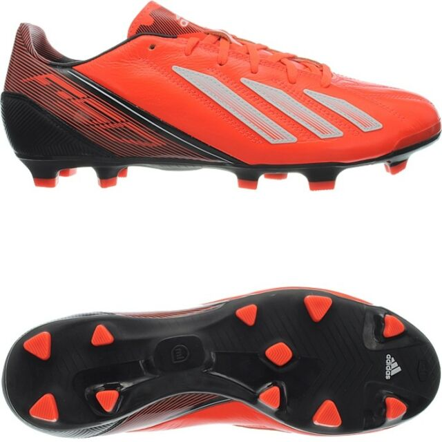 adidas F30 TRX FG Leather Infraredrunwhite