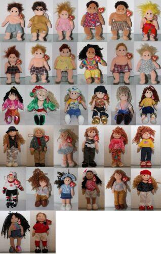 #20 TY-Beanie Boppers Teenie Beanie Boppers Beanie Kids -Puppe  AUSSUCHEN
