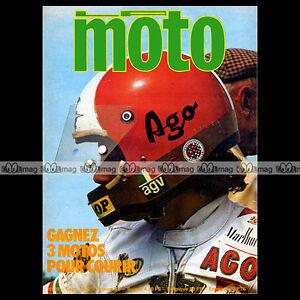 La Moto N°29 Bmw R 75 Honda Xl 250 Egli Jacques Roca Agostini Grand Prix 1972 Les Catalogues Seront EnvoyéS Sur Demande