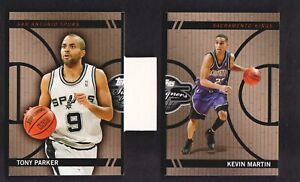 2008-09-Topps-Co-Signers-Basketball-Changing-Face-Bronze-CF33-Martin-CF13-Parker