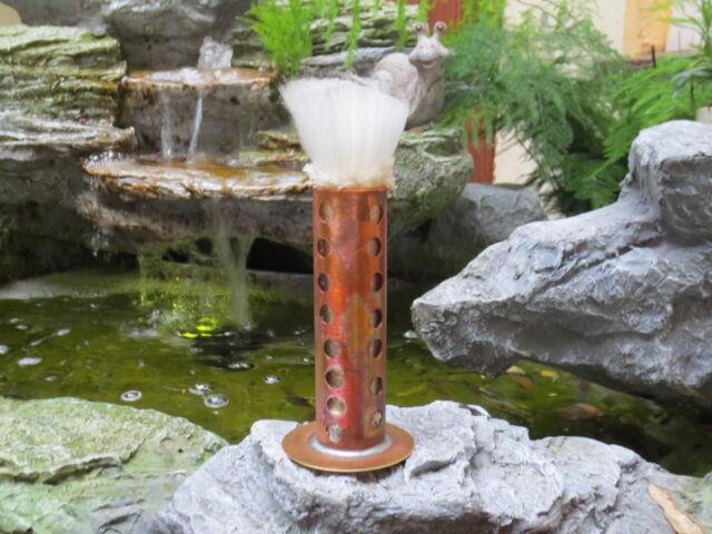 XL Dochthalter ,Brenner ,Fackel Für Kerzenreste ( 7cm,22mm D.Schmelzlicht )