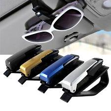 Car Vehicle Accessory Sunglasses Glasses Sun Visor Card Pen Holder Clip