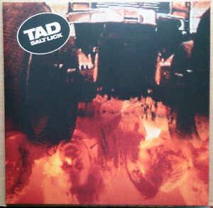 Tad-Salt-Lick-12-034-EP-Ltd-RE-RM-Yel-Vinyl-Schallplatte-147035