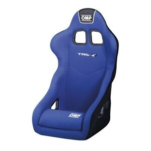 FIA-OMP-TRS-E-BLUE-RACE-RALLY-BUCKET-SEAT-Steel-Frame-Velour-CHEAP-DELIVERY
