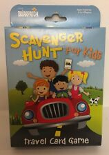 Travel Scavenger Hunt Card Game Top Quality for Kids by Briarpatch