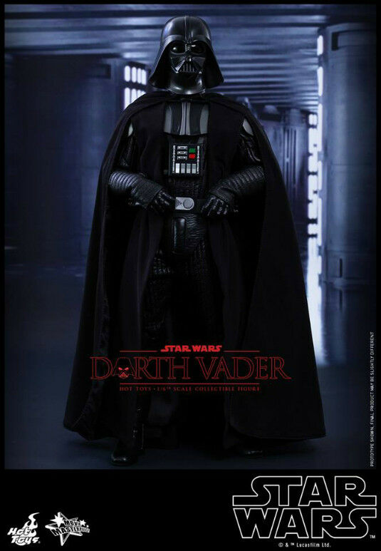 Hot Toys Toys Toys Darth Vader-Star Wars Episode IV A New Hope MMS279 UK d38c2a