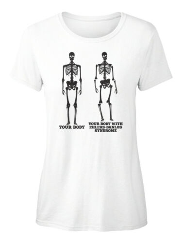 Ehlers-danlos Awareness Your Body With Ehlers Danlos Standard Women/'s T-Shirt