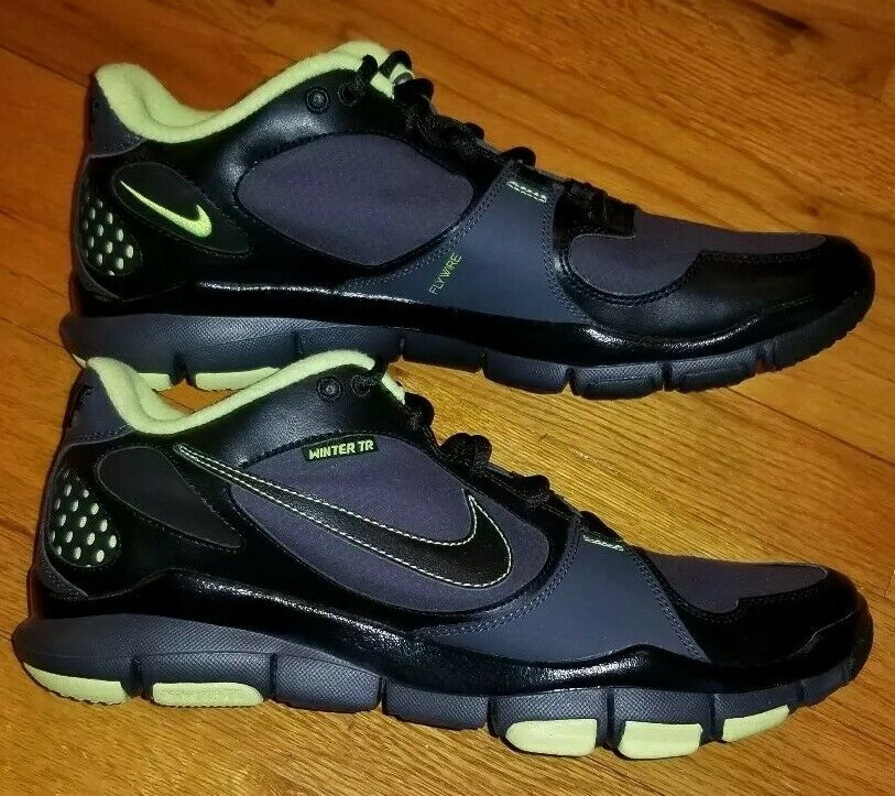 RARE NIKE FREE TR WINTER Trainer Mens 10 running trainer training shield repel