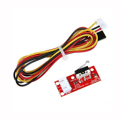 3Pcs Mech Endstop Switch Kit For 3 D Printer For RAMPS 1.4 NEW Arrival