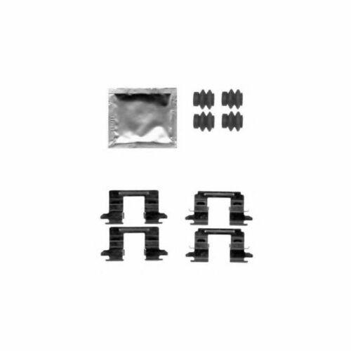 Nouveau Mintex Arrière Disque Kit de montage de plaquette de frein-MBA1841