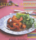 Stylish Indian in Minutes: Over 140 Inspirational Recipes by Monisha Bharadwaj (Paperback, 2002)