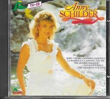 ANNY SCHILDER - Anny Schilder CD Album 12TR Holland 1988 (DINO) BZN