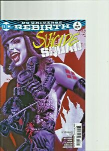 Suicide-Squad-Lot-of-7-issues-DC-New-52-Harley-Quinn-Killer-Croc
