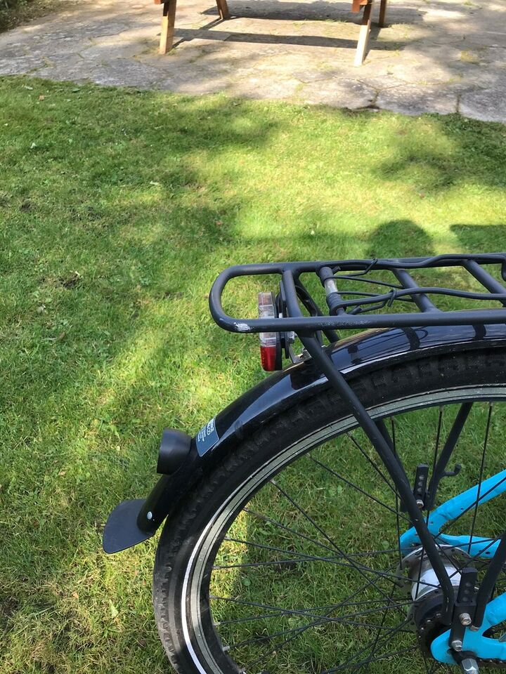Citybike, Falter, 7 gear