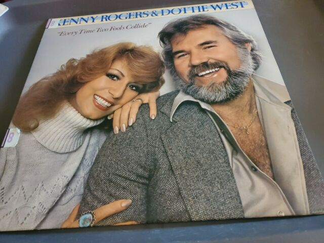 Kenny Rogers Dottie West Every Time Two Fools Collide UA ...