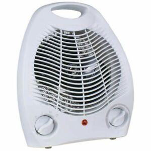 Convecteur d'appoint électrique chauffant. 2000 W. Voyant lumineux. Ventilation