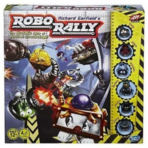 MW  ROBO RALLY 2016 EDITION -ENGLISH-   AVALON HILL