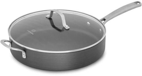 Calphalon Classic Nonstick 5 qt Covered Saut Pan