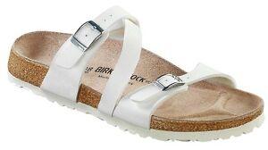 04b014dc5a0 Image is loading Birkenstock-Salina-Sandals-Shoes-Slide-Birko-Flor-Womens-