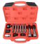 WNB-13Pc-Alternator-Freewheel-Pulley-Car-Garage-Tool-Kit-Hex-Spline-Star-Bits thumbnail 2