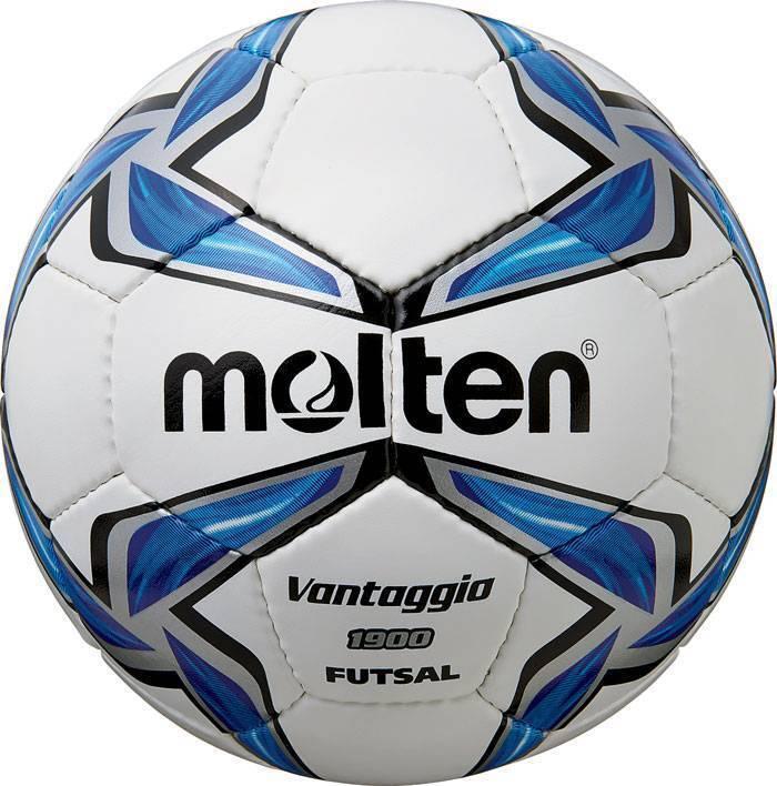 Molten 5er Ballpaket Futsal-Trainings-Paket F9V1900 Futsall Ball Größe 4 NEU