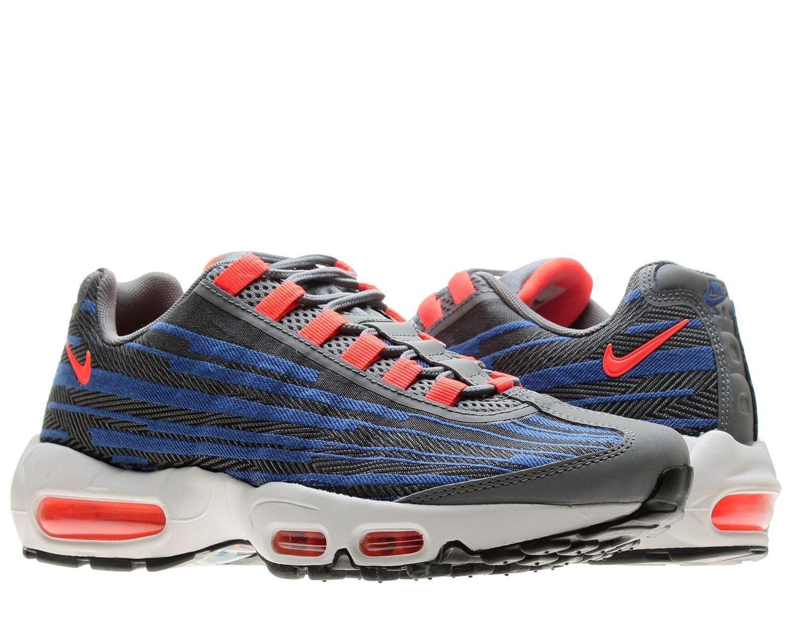 NIB Men's Nike Air MAX 95 JCRD Pack Retro Shoes Sneakers 644793-004 Cheap women's shoes women's shoes