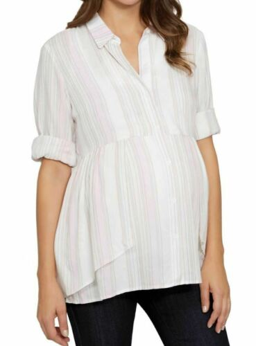 *NEW* Emma James Women/'s Ladies/' Maternity Blouse Shirt