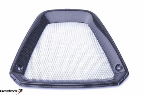2016-2018 XDiavel S Radiator Lower Belly Pan V Grille Cowl Fairing Carbon Fiber