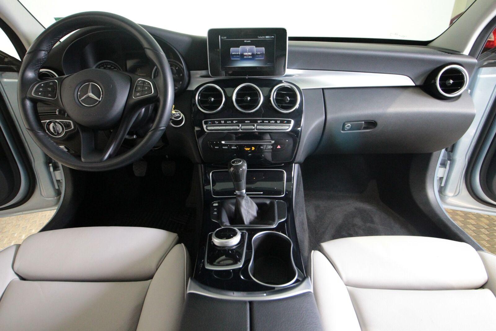 Mercedes C200 d Business stc.