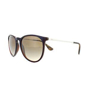 Erika 4171 Blue Gradient Ray Sunglasses Brown 631513 Ban 5j34LAR