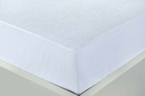 Non Noisy Terry Water Proof Mattress Protector All Sizes