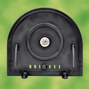 porte de four pizza housse protection en fonte avec. Black Bedroom Furniture Sets. Home Design Ideas