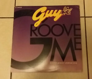 Guy ‎– Groove Me - MCA Records MCA-23852 - 1988 - - Italia - Guy ‎– Groove Me - MCA Records MCA-23852 - 1988 - - Italia