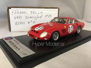 AMR-1-43-Ferrari-330-LMB-11-ch4453SA-24H-Le-Mans-1963-ART-432