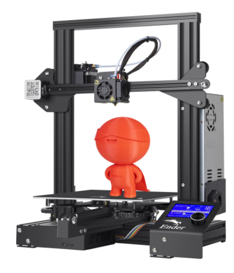 Fully assembled Creality Ender-3 pro High precision 3d Printer