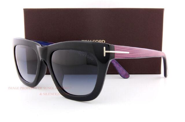 655d86a65f Tom Ford Sunglasses Ft0361-f 01a Shiny Black   Smoke
