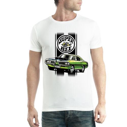 Dodge Grün Super Bee Muscle-Car Herren T-shirt XS-5XL