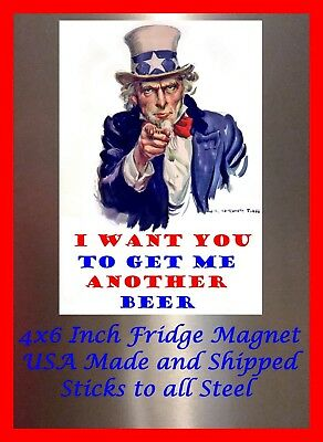 Before you go 4X6 Fridge Magnet Tool Box Shop Man Cave Decor SIGN Refrigerator