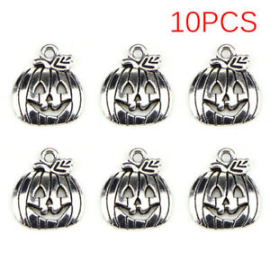Buy Cheap 10pcs Halloween Pumpkin Beads Enamel Charms Pendant Diy Jewelry Findings Home & Garden