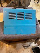 Clarke Mig 95 Welder Blue Side Panels Parts Repair See Description