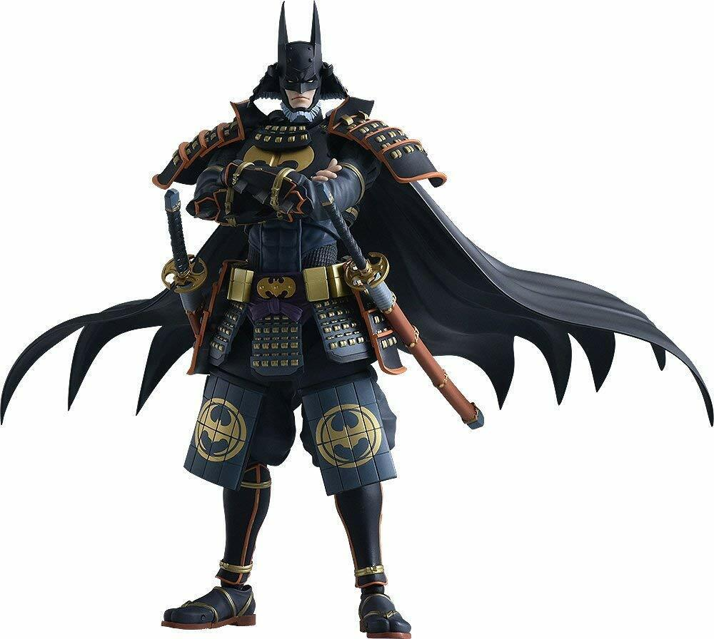 Good Smile batman ninja (DX Sengoku Edition) Figma action figure