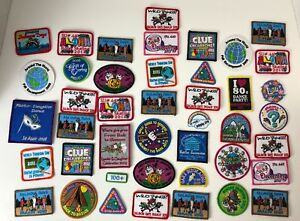 Details about Lot of 40 + New And Vintage Girl Scout Patches and Badges    Free Shipping !